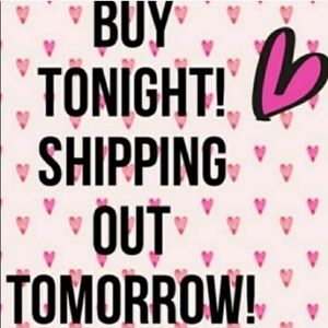 **Make your purchase TONIGHT!! **